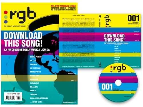 RGB magazine, rivista