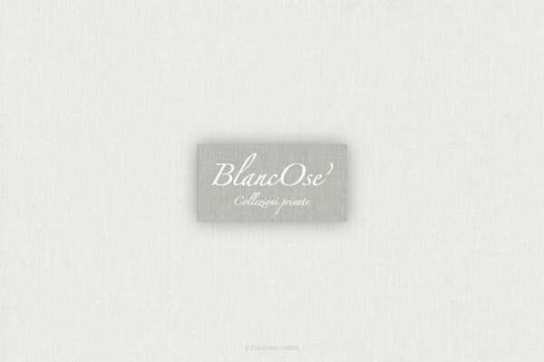 BlancOsé, sito web