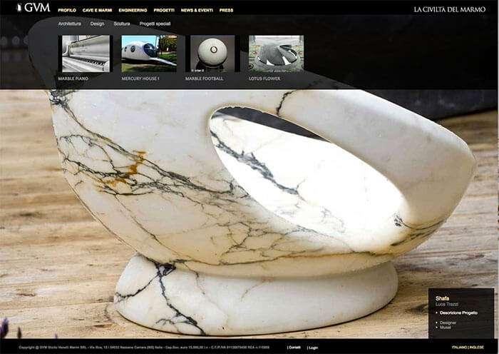 La civiltà del marmo