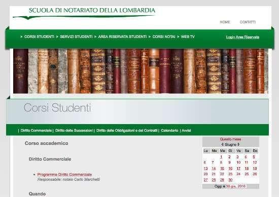 Scuola di Notariato della Lombardia