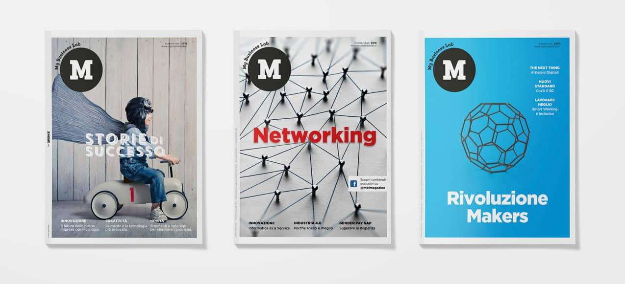 My Business Lab Magazine by Grenke