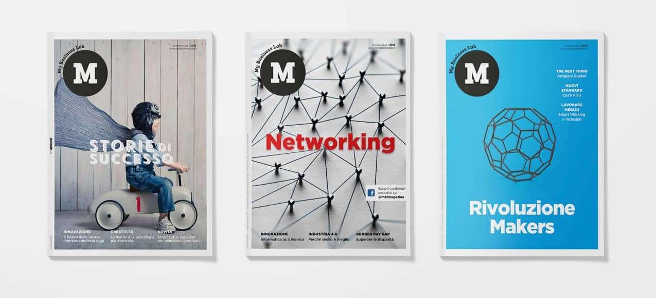 My Business Lab Magazine by Grenke